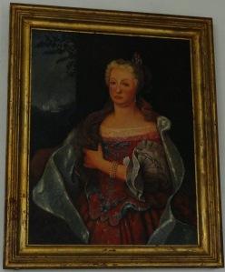 maria ana - rainha